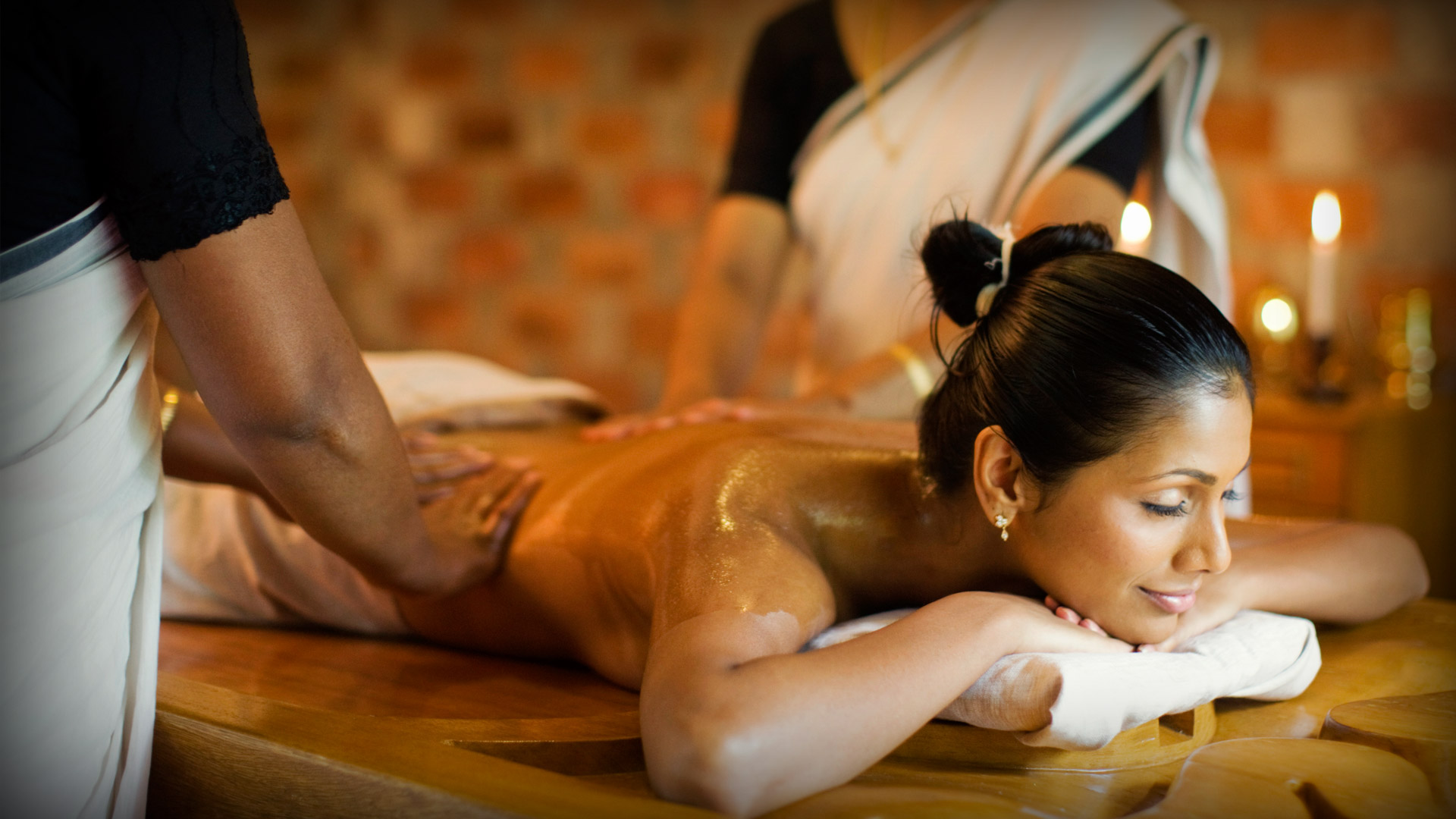 Тело видео тайского голого массажа