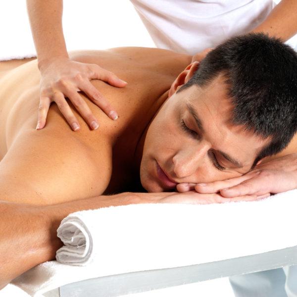 Shoulder Massage  Green Day Spa  Luxury Body Massage -8190