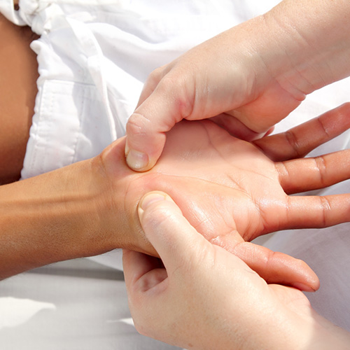 The trigger point therapy can help cure chronic injuries as well